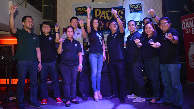 GINEBRA SAN MIGUEL, MISS UNIVERSE GREAT BRITAIN LEAD WORLD GIN DAY CELEBRATIONS
